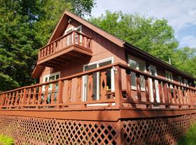 Properties | Wisconsin Cabin Rental | Eagle's Nest On The