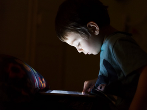 Stressed about your kids' screen time? Don't be