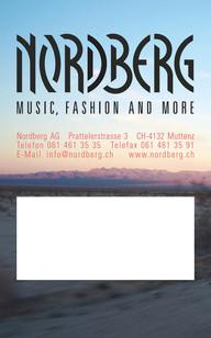 Nordberg Etiketten