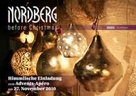 Einladung Advents-Apéro Nordberg City