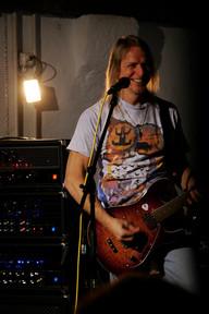 Steve Morse im Nordberg City III