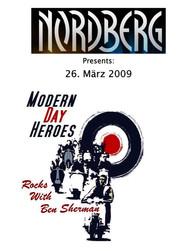 Ben Sherman Fashion und Modern Day Heroes im Nordberg City