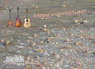 """Karten """"happy summertime"""""""