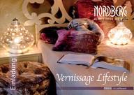 Einladung Vernissage Lifestyle Nordberg City