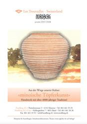 Nordberg Sortiment - minoische Töpferkunst