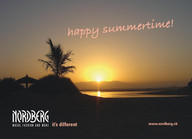 """Karten """"happy summertime"""" II"""