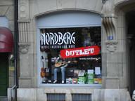 Eröffnung Nordberg Outlet II