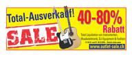 Total-Ausverkauf im Nordberg Outlet