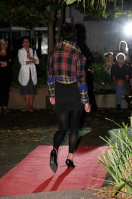 Fashion Show mit Designs von Tanique Coburn IV
