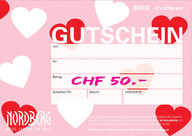 Gutscheine zum Valentinstag 2011