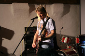 Steve Morse im Nordberg City