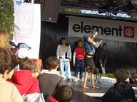 Open Stage - Breakdance