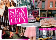 Einladung zum Sex and the City Event im Nordberg City