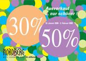Nordberg Ausverkauf 2008