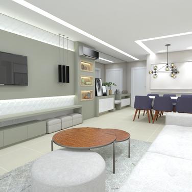 M&A | abitarte | apartamento | 2019 | Florianópolis