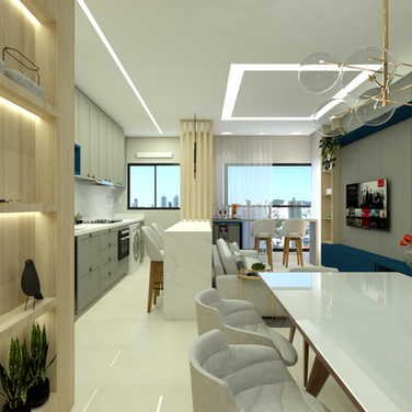 P&S | abitarte | apartamento | 2020 | Itajaí