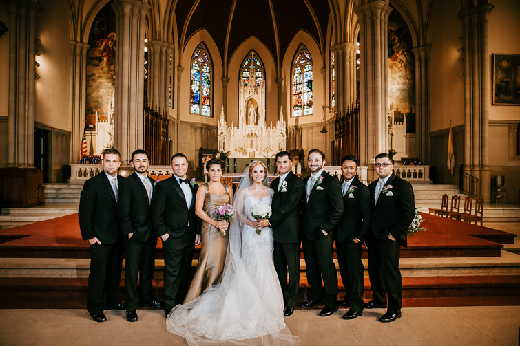 A great wedding in Manhattan