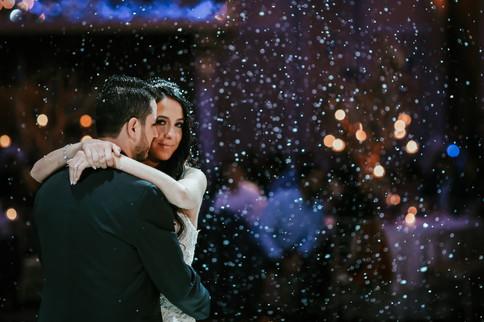 Last dance for the couple- Venetian - Garfield
