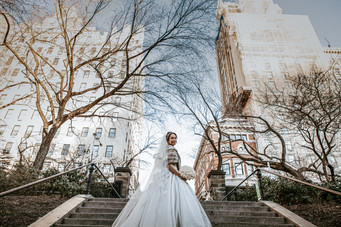 Central Park New York Wedding