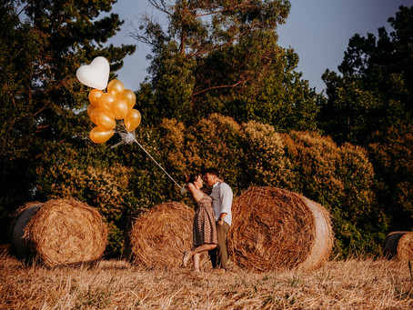 Amore & Palloncini by Infinity