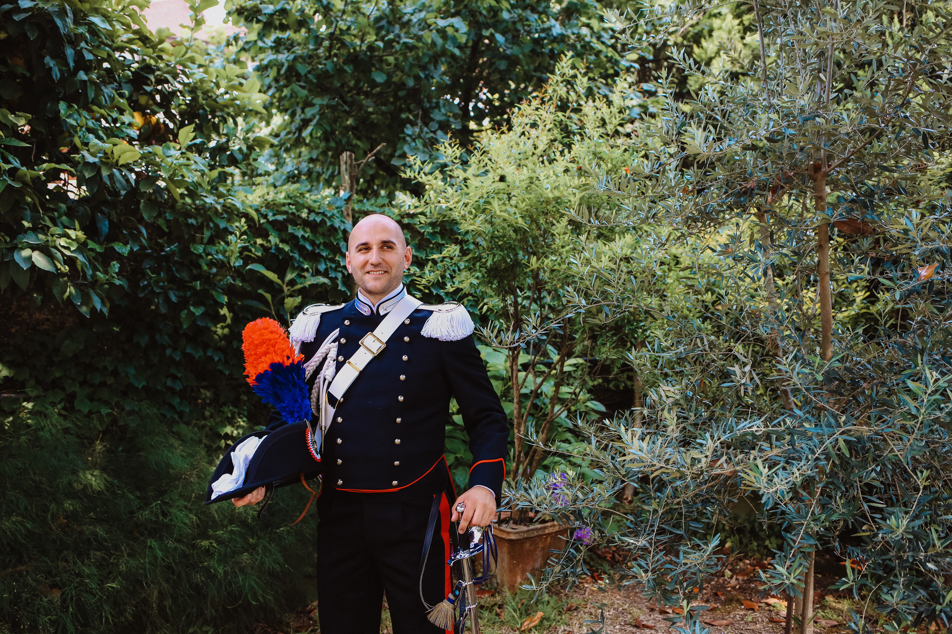 Uniforme Carabinieri