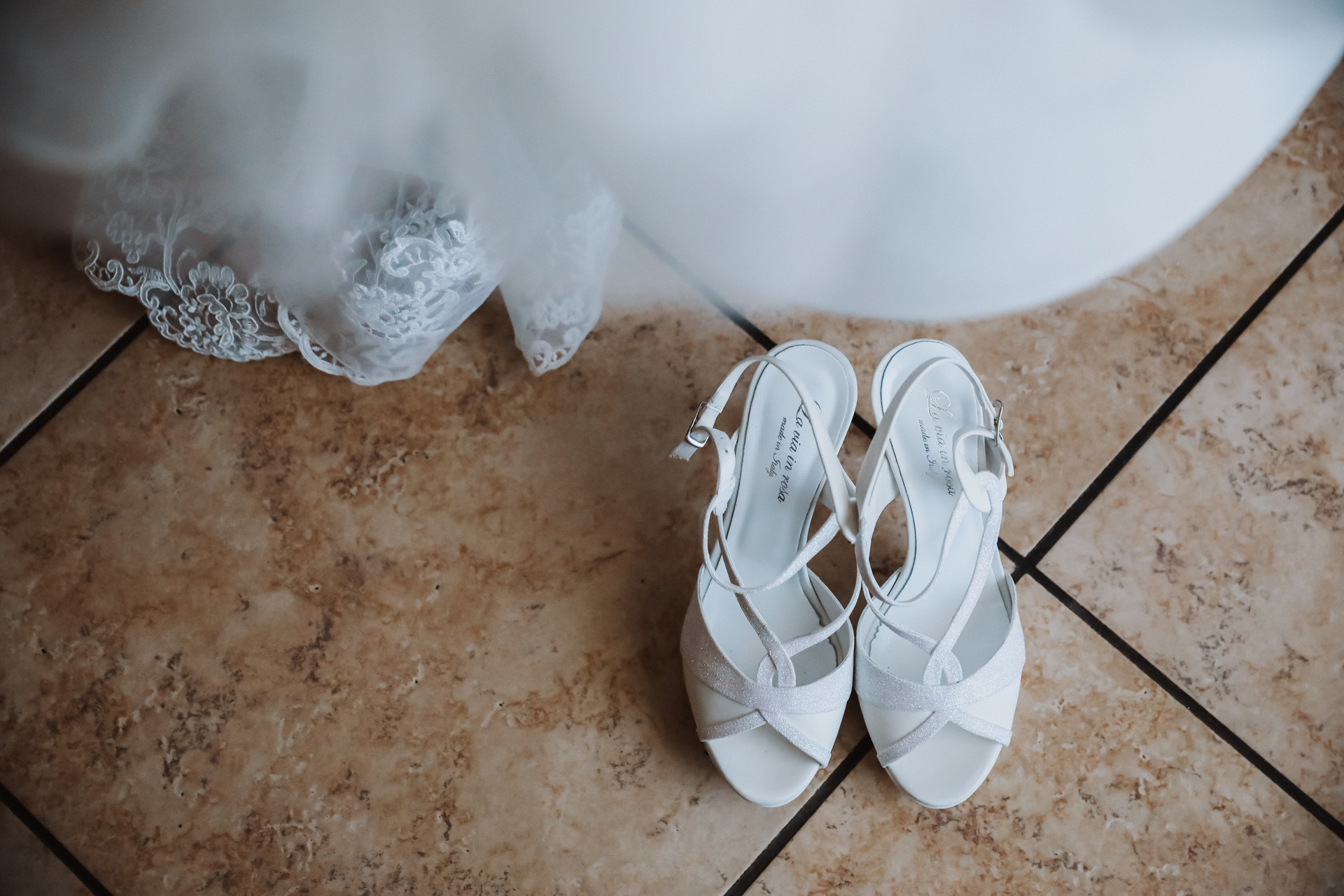 Passaro sposa - scarpe
