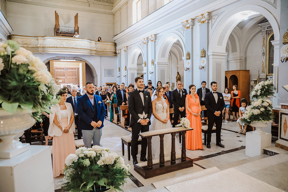 Rito del matrimonio