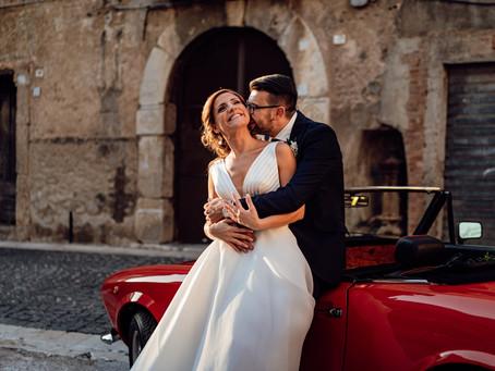 Michele e Marilena - Villa Andrea Paestum