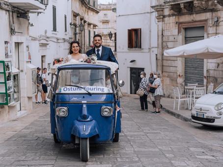 Matrimonio ad Ostuni - La città bianca per Carmine e Linda - Infinity Studio Fotografico