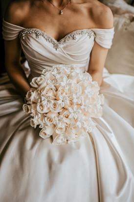 Bride's dress Kleinfeld