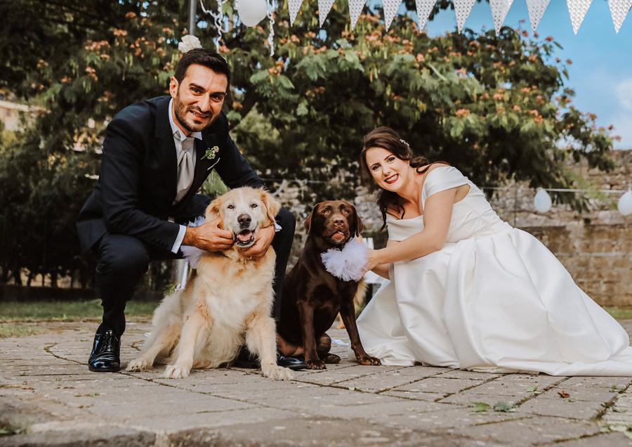 Luigi & Tiziana - Wedding Story