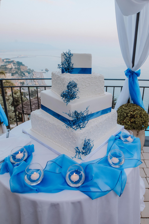 Wedding Cake - Amalfy