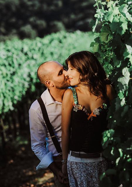 Wine factory - Pre Wedding