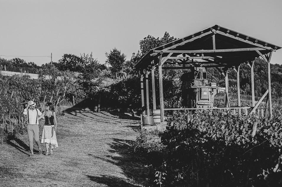 Stile vintage per il tuo pre wedding