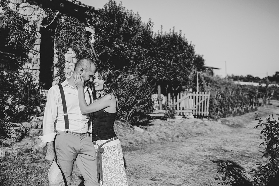 Vintage style pre wedding