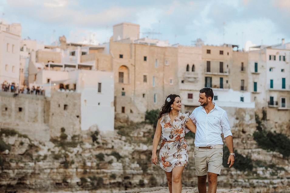 Italia, puglia , anteprima di matrimonio