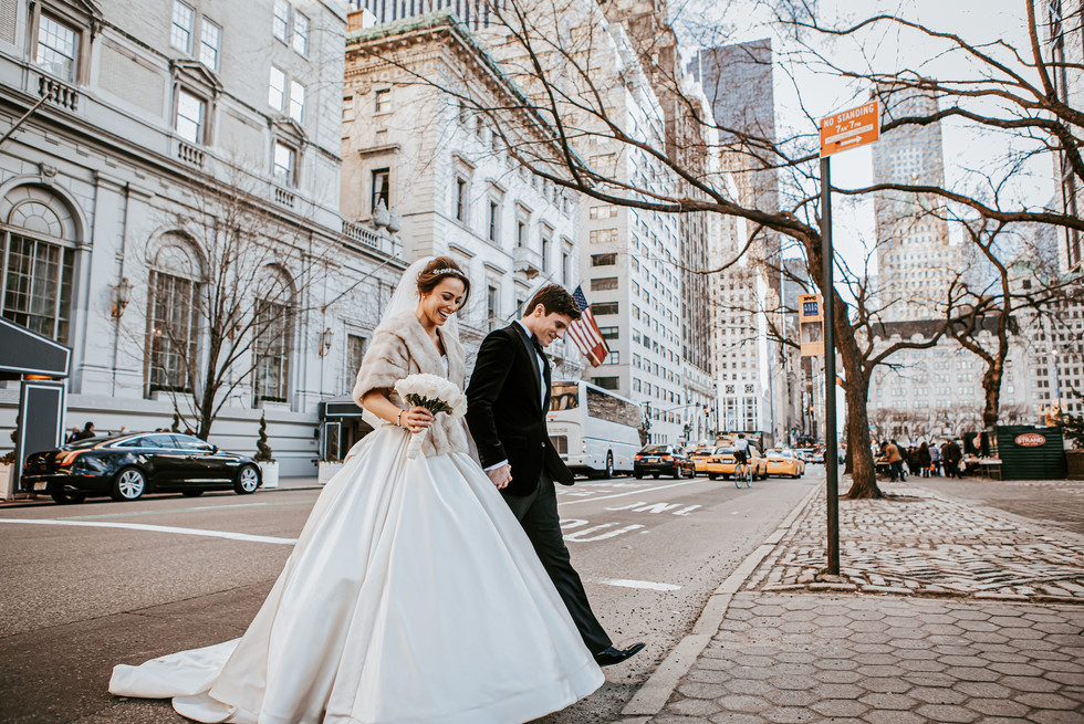 Wedding Day in New York