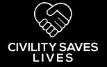 Civility Saves Lives logo