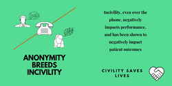 Anonymity breeds incivility