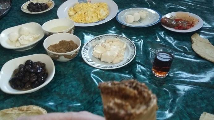 Jordaanse maaltijd