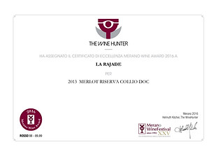 Merlot Riserva 2013 - Wine Hunter