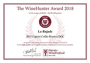 Caprizi Riserva 2015 - Wine Hunter