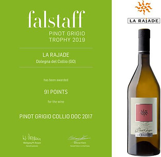 Falstaff Pinot Grigio Trophy 2019