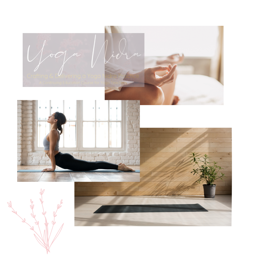 Monday - 8pm - Yoga Nidra