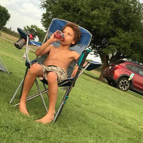 Cowboy Camping