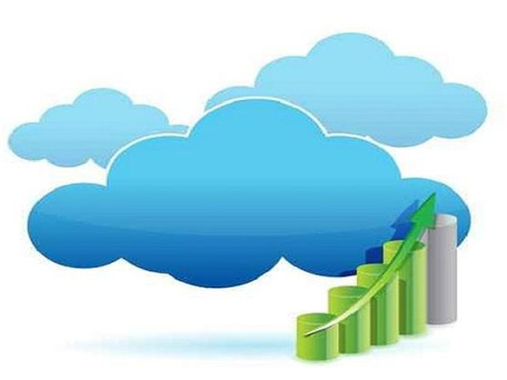 Cloud market valued at $148bn for past year, growing 25% annually