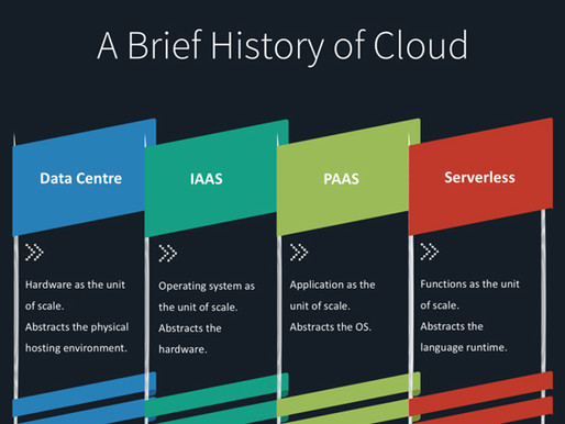Function as a service, or serverless computing: Cloud's next big act?