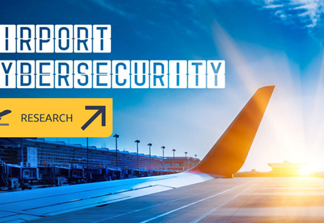 97% of airports showing signs of weak cybersecurity