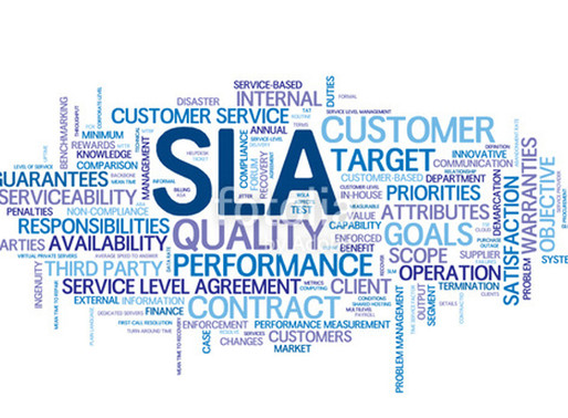 Is your SLA in cloud computing negotiable ?