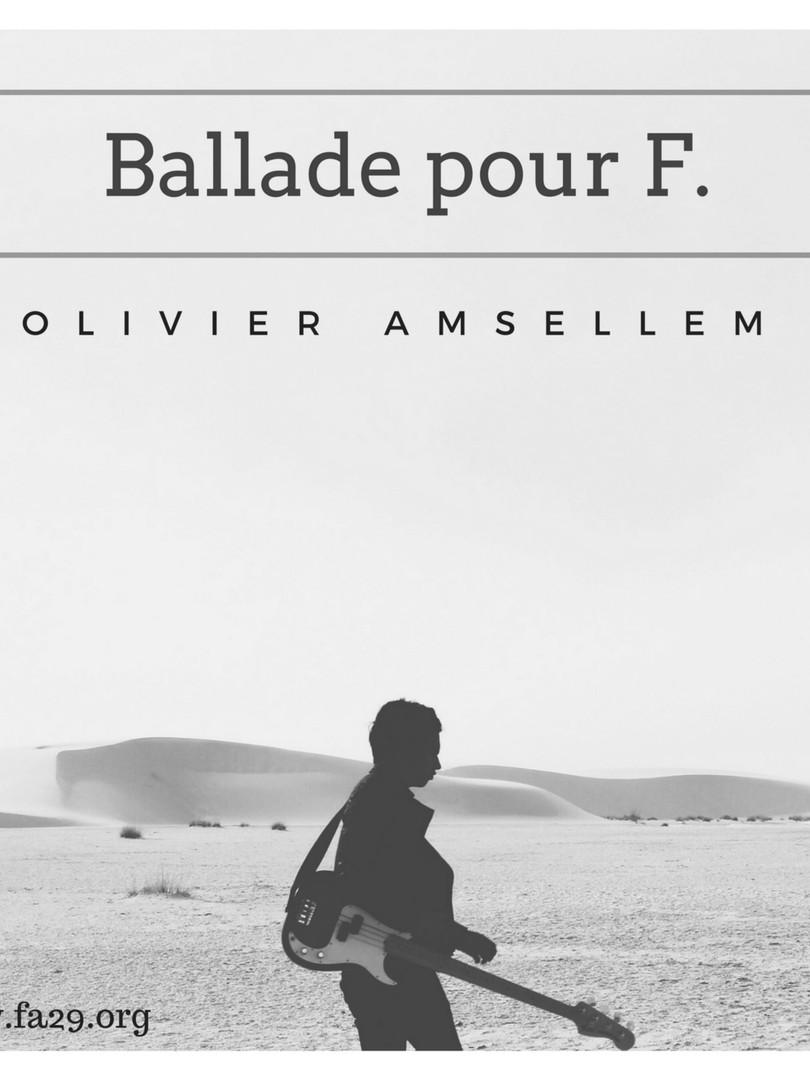 Ballade pour F.single